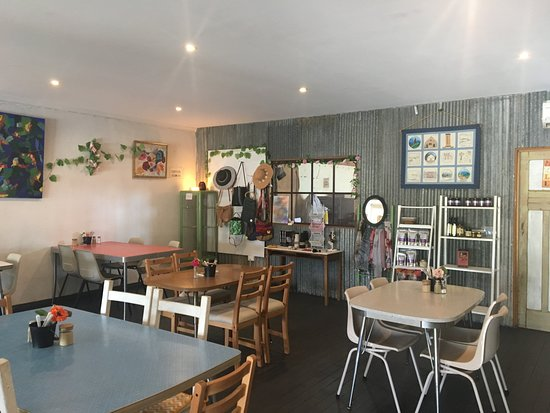 Freckles Coffee Spot - Carnarvon Accommodation