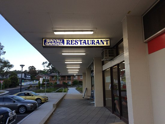Sin Yau Garden Restaurant - Carnarvon Accommodation