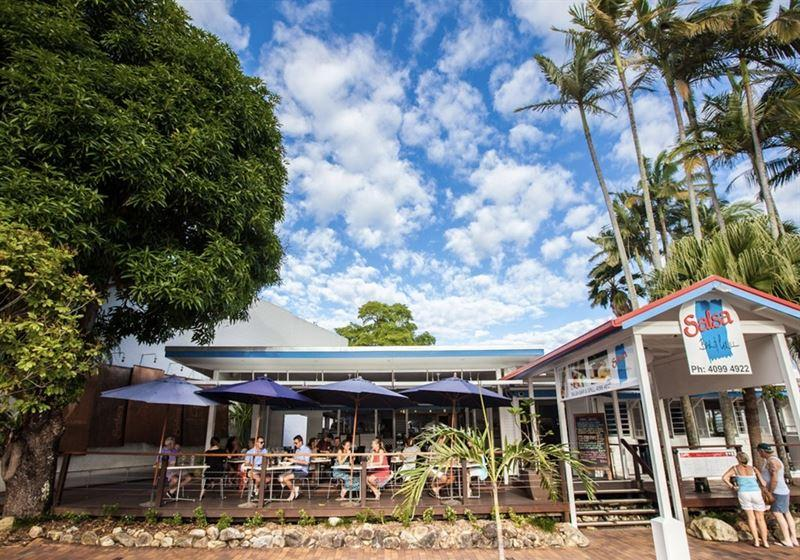 Salsa Bar  Grill - Carnarvon Accommodation