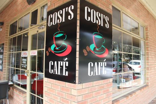 Cosis Cafe - Carnarvon Accommodation