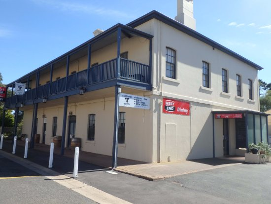 Terminus Hotel - Carnarvon Accommodation