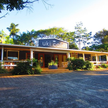 Uki Cafe - Carnarvon Accommodation