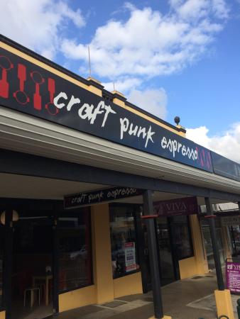 Craft Punk Espresso - Carnarvon Accommodation