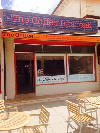 The Coffee Incident - Carnarvon Accommodation