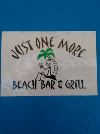 Just One More Beach Bar  Grill - Carnarvon Accommodation