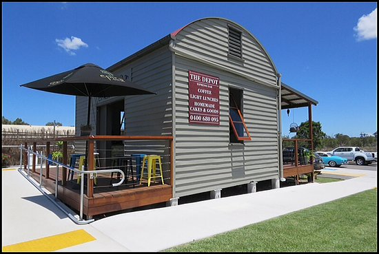 The Depot Espresso Bar - Carnarvon Accommodation