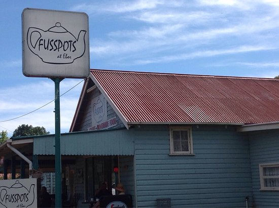 Fusspots at Ebor - Carnarvon Accommodation