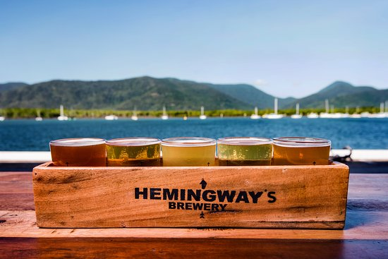 Hemingways Brewery - Carnarvon Accommodation