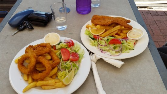Allan's Seafood  Asian Restaurant - Carnarvon Accommodation