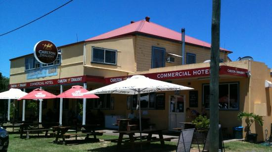 Bangers N Mash - Carnarvon Accommodation