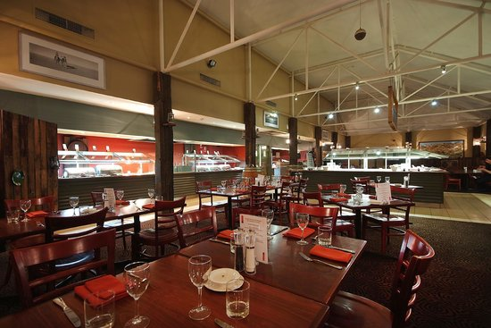 Bough House Restaurant - Carnarvon Accommodation
