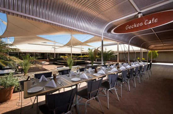 Gecko's Cafe - Carnarvon Accommodation