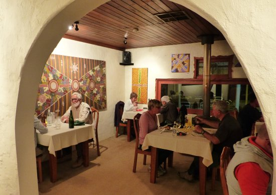 Namatjira Gallery Restaurant - Carnarvon Accommodation