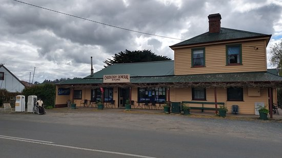 Chudleigh General Store and Cafe - Carnarvon Accommodation