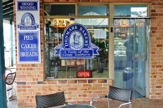 Denmark Bakery - Carnarvon Accommodation