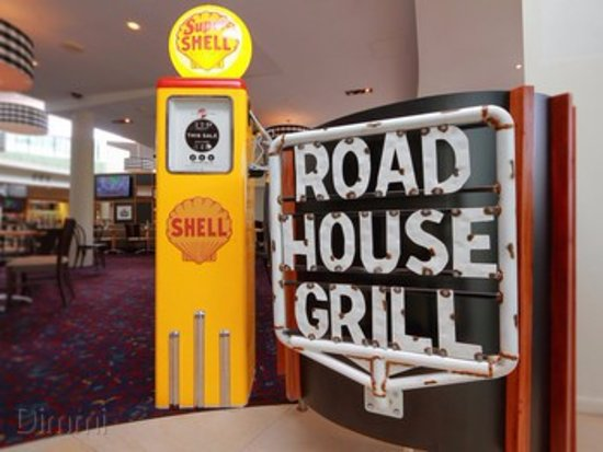 The Roadhouse Grill - Carnarvon Accommodation