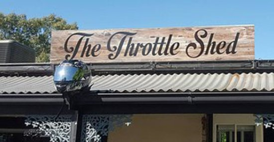 The Throttle Shed - Carnarvon Accommodation