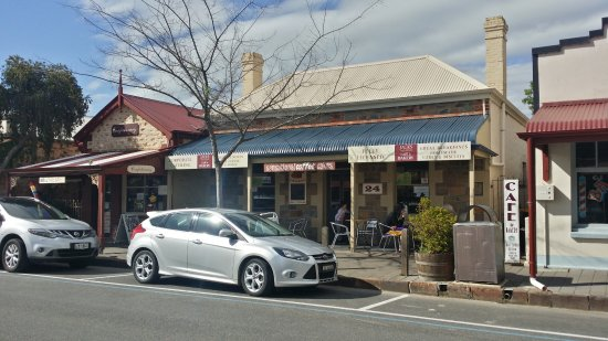 Jacks High Street Cafe  Bakery - Carnarvon Accommodation