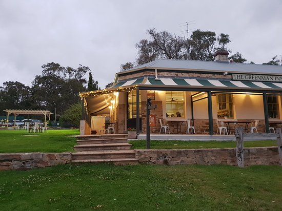 The Greenman Inn - Carnarvon Accommodation