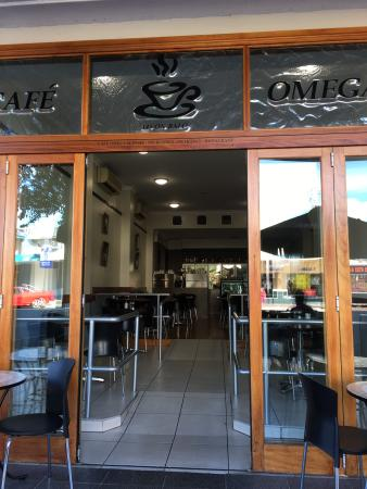 Cafe Omega - Carnarvon Accommodation