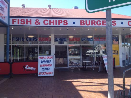 Beaudesert Fish and Chips - Carnarvon Accommodation