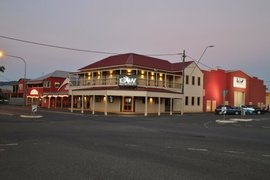 Great Western Hotel - Carnarvon Accommodation