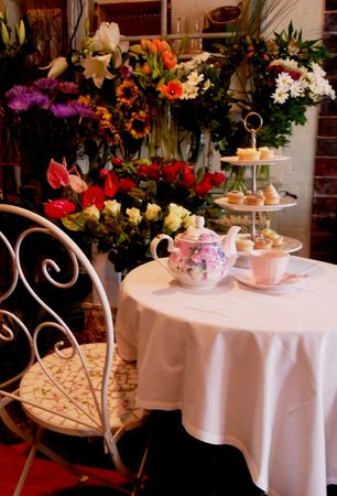 Laidley Florist and Tea Room - Carnarvon Accommodation