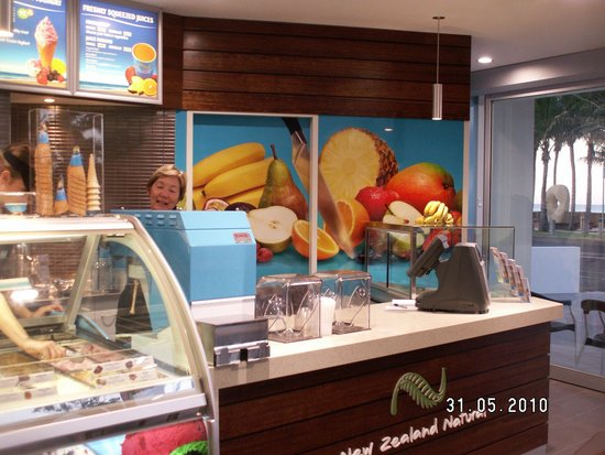 New Zealand Ice Creamery - Carnarvon Accommodation