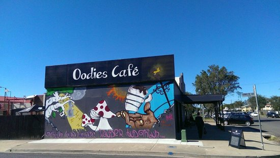 Oodies Cafe - Carnarvon Accommodation