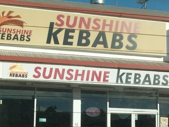 Sunshine Kebabs - Carnarvon Accommodation