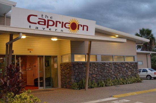 The Capricorn Tavern - Carnarvon Accommodation