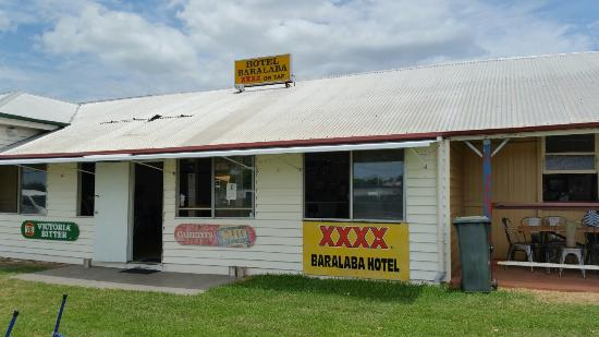 Baralaba Hotel - Carnarvon Accommodation