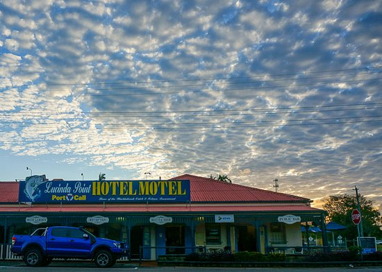 Lucinda Point Hotel Motel Restaurant - Carnarvon Accommodation