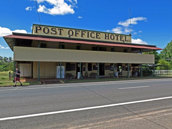Post Office Hotel - Carnarvon Accommodation