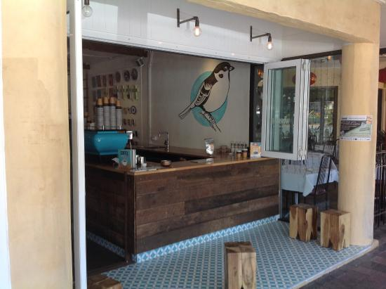 Sparrow Coffee - Carnarvon Accommodation