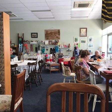 The Rusty Kettle Tea Shop - Carnarvon Accommodation