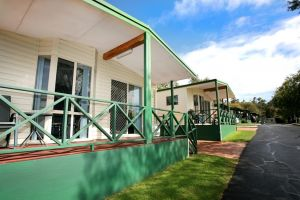 Riverview Tourist Park - Carnarvon Accommodation