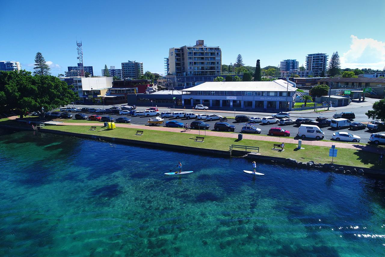 Lakes and Ocean Hotel - Carnarvon Accommodation