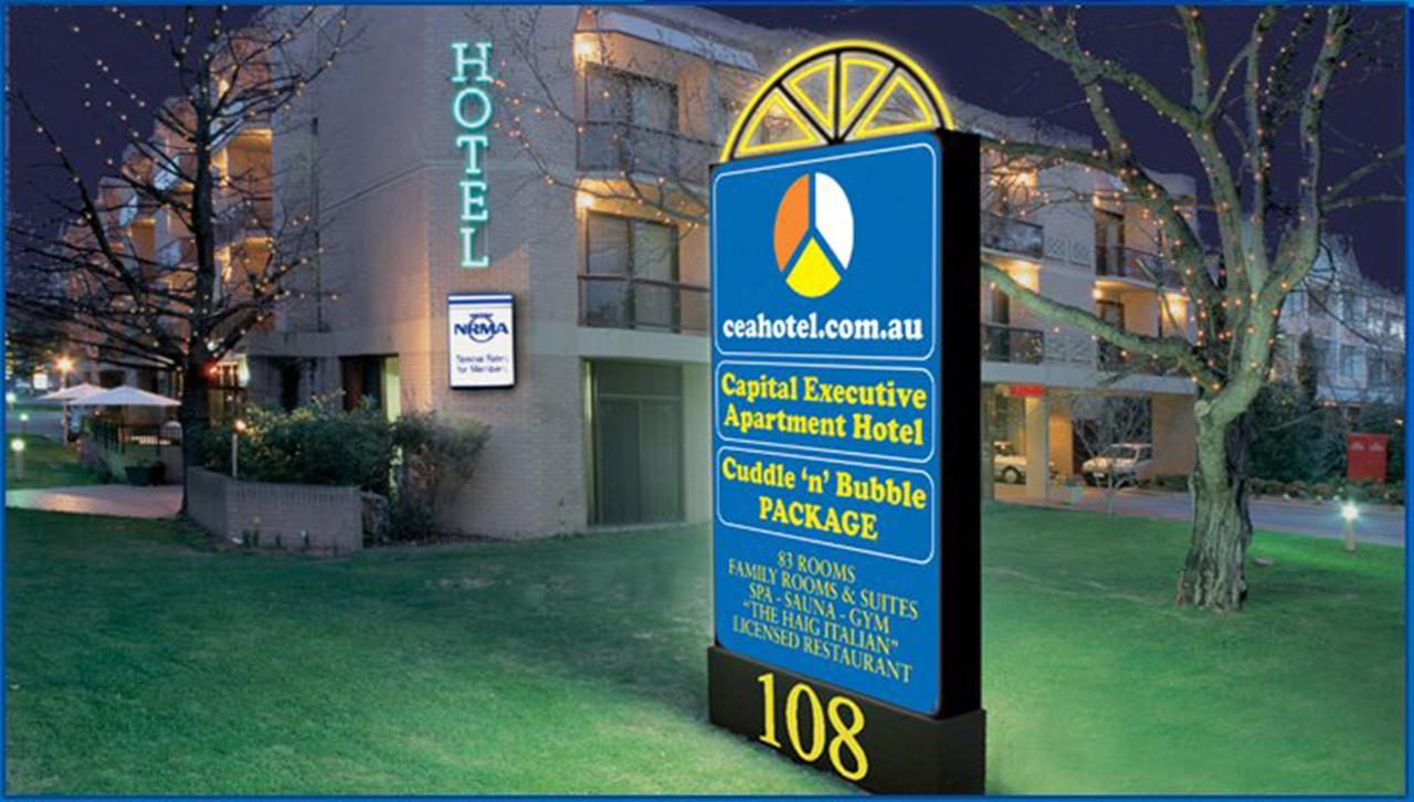 Capital Executive Apartment Hotel - Carnarvon Accommodation