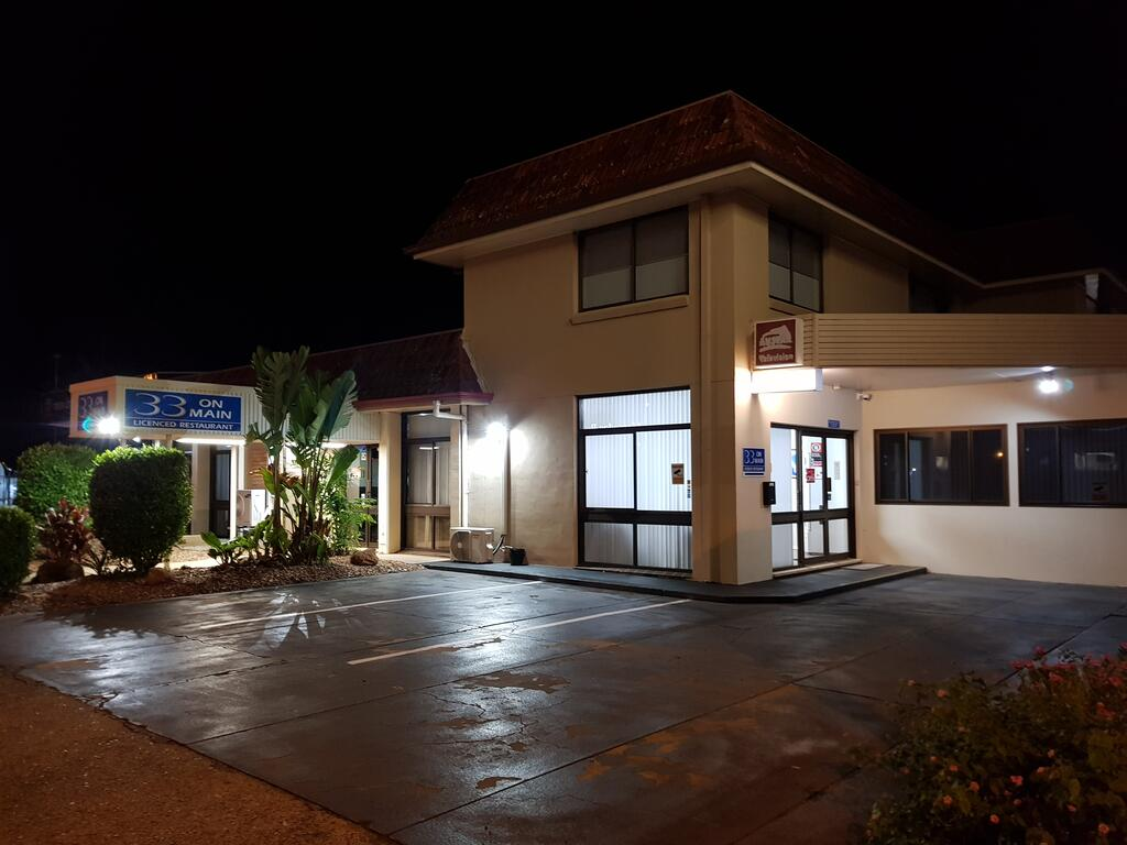 Caravilla Motor Inn - Carnarvon Accommodation