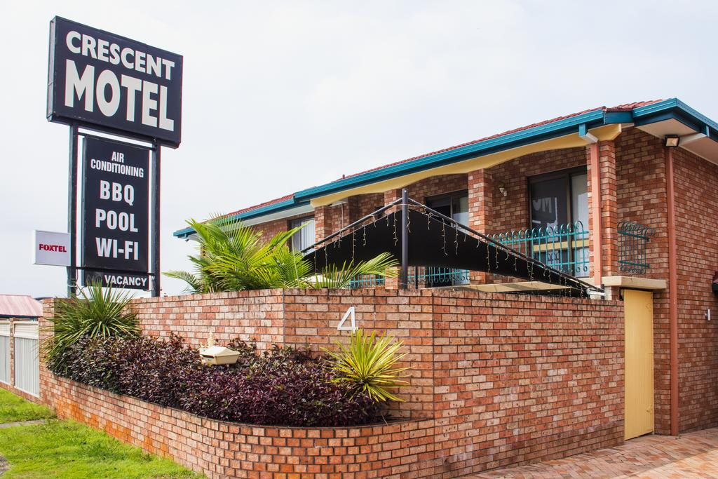 Crescent Motel Taree - Carnarvon Accommodation