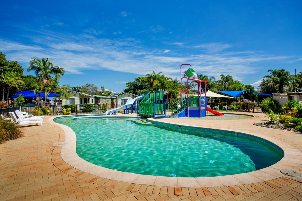 Discovery Parks - Harrington - Carnarvon Accommodation