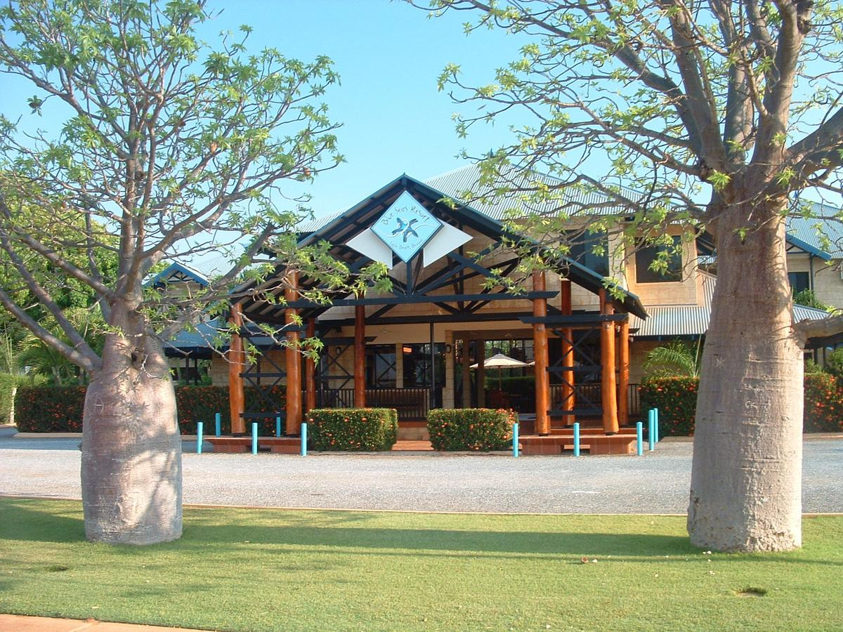 Blue Seas Resort - Carnarvon Accommodation