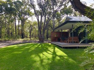 Amaroo Retreat  Spa - Carnarvon Accommodation
