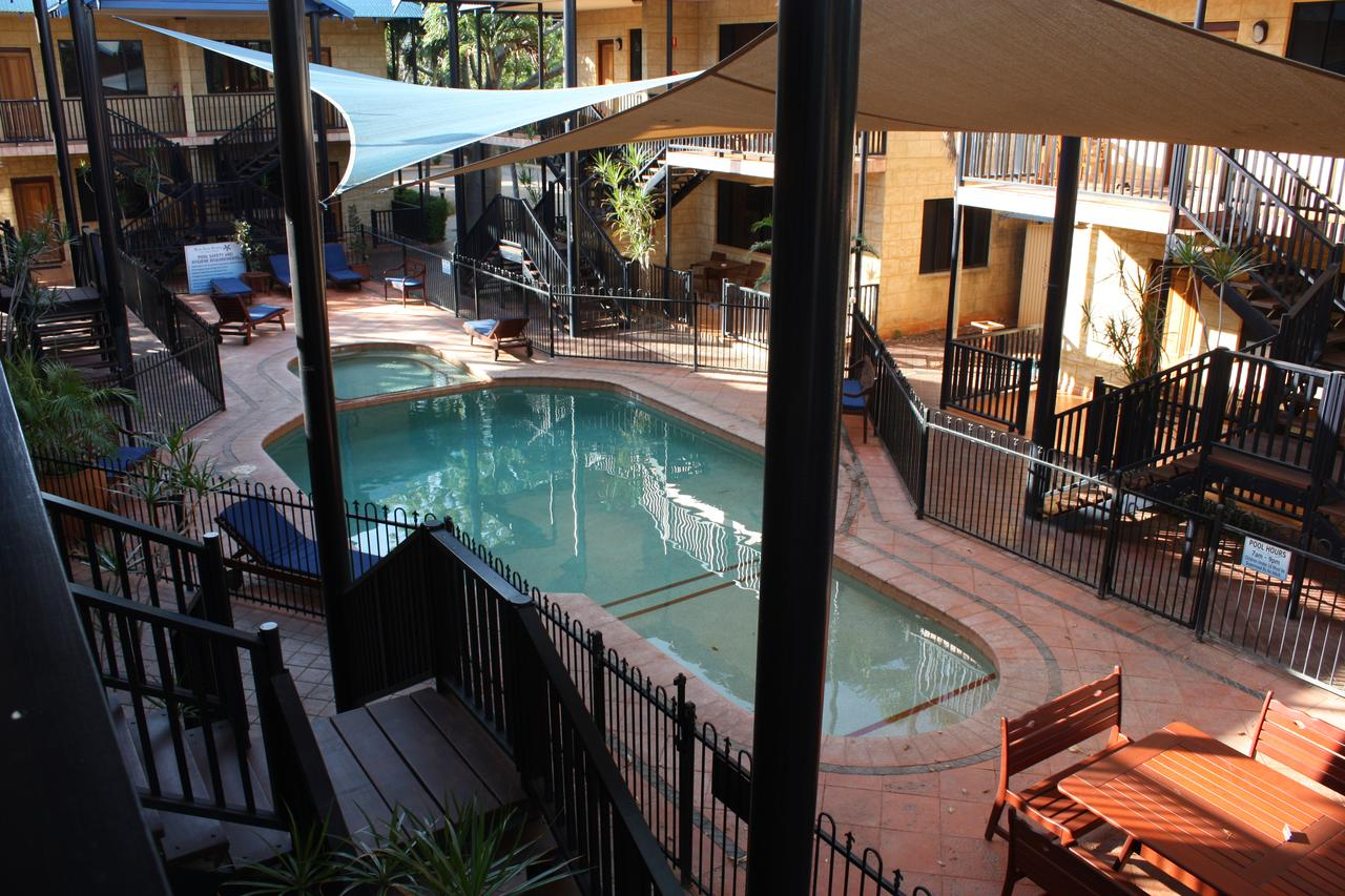 Apartments at Blue Seas Resort - Carnarvon Accommodation