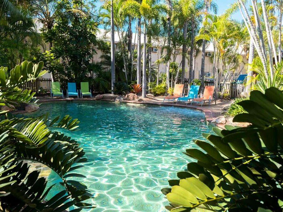 The Beach Motel Hervey Bay - Carnarvon Accommodation