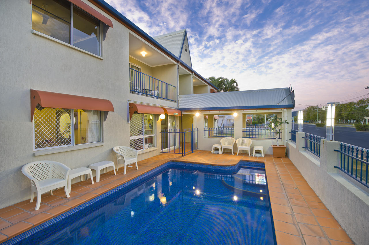 Rockhampton Serviced Apartments - Carnarvon Accommodation