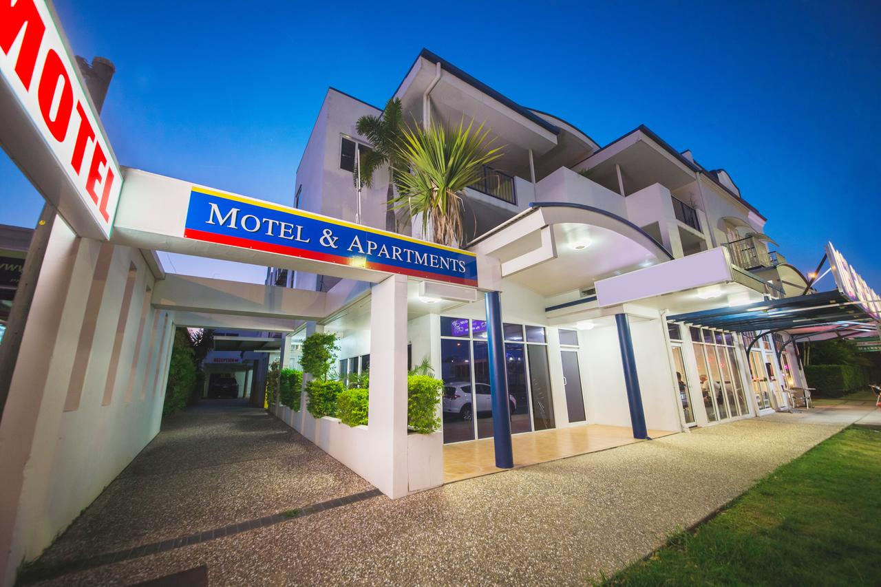 Cosmopolitan Motel  Serviced Apartments - Carnarvon Accommodation